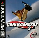 Sony Playstation - Cool Boarders 3