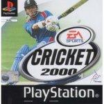 Sony Playstation - Cricket 2000