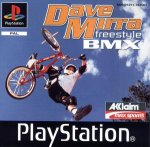 Sony Playstation - Dave Mirra Freestyle BMX