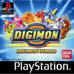 Sony Playstation - Digimon World