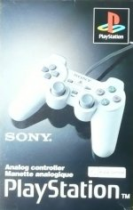 Sony Playstation - Sony Playstation Dual Shock Controller Grey Boxed