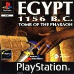 Sony Playstation - Egypt 1156 BC - Tomb of the Pharoah