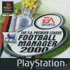 Sony Playstation - FA Premier League Football Manager 2000