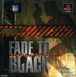 Sony Playstation - Fade to Black