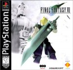 Sony Playstation - Final Fantasy 7
