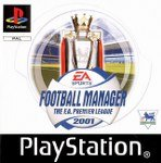 Sony Playstation - Football Manager 2001 The FA Premier League