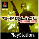 Sony Playstation - G-Police - Weapons of Justice
