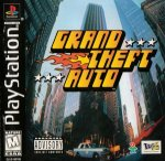 Sony Playstation - Grand Theft Auto