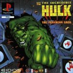 Sony Playstation - Incredible Hulk: The Pantheon Saga