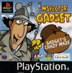 Sony Playstation - Inspector Gadget - Gadgets Crazy Maze