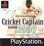 Sony Playstation - International Cricket Captain 2000