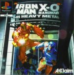 Sony Playstation - Iron-Man X-O Manowar in Heavy Metal