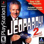 Sony Playstation - Jeopardy 2nd Edition