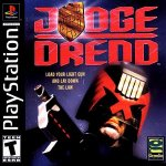 Sony Playstation - Judge Dredd