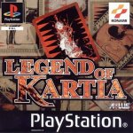 Sony Playstation - Legend of Kartia
