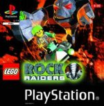 Sony Playstation - Lego Rock Raiders