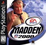 Sony Playstation - Madden NFL 2000