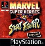 Sony Playstation - Marvel Super Heroes vs Street Fighter