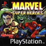 Sony Playstation - Marvel Super Heroes