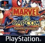 Sony Playstation - Marvel vs Capcom - Clash of the Super Heroes