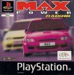 Sony Playstation - Max Power Racing