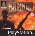 Sony Playstation - Maximum Force