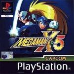 Sony Playstation - Mega Man X5