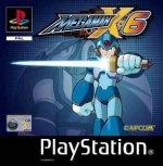 Sony Playstation - Mega Man X6