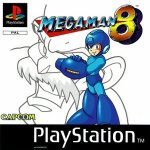 Sony Playstation - Mega Man 8