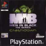 Sony Playstation - Men in Black The Series - Crashdown