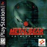 Sony Playstation - Metal Gear Solid VR Missions