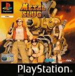 Sony Playstation - Metal Slug X