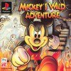 Sony Playstation - Mickeys Wild Adventure