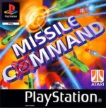 Sony Playstation - Missile Command