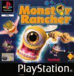 Sony Playstation - Monster Rancher