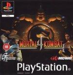 Sony Playstation - Mortal Kombat 4