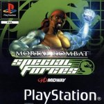 Sony Playstation - Mortal Kombat Special Forces