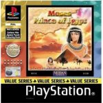 Sony Playstation - Moses Prince of Egypt