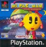 Sony Playstation - Ms Pacman Maze Madness