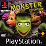 Sony Playstation - Muppet Monster Adventure