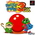 Sony Playstation - Puzzle Bobble 3DX