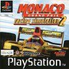 Sony Playstation - Racing Simulation Monaco Grand Prix 2