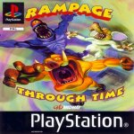 Sony Playstation - Rampage through Time