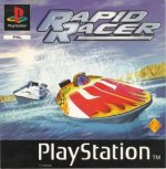 Sony Playstation - Rapid Racer