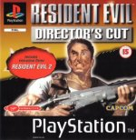Sony Playstation - Resident Evil - Directors Cut