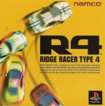 Sony Playstation - Ridge Racer Type 4