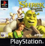 Sony Playstation - Shrek - Treasure Hunt
