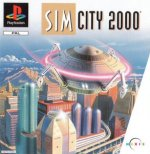 Sony Playstation - Sim City 2000