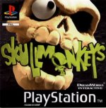 Sony Playstation - Skull Monkeys
