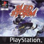 Sony Playstation - Sled Storm